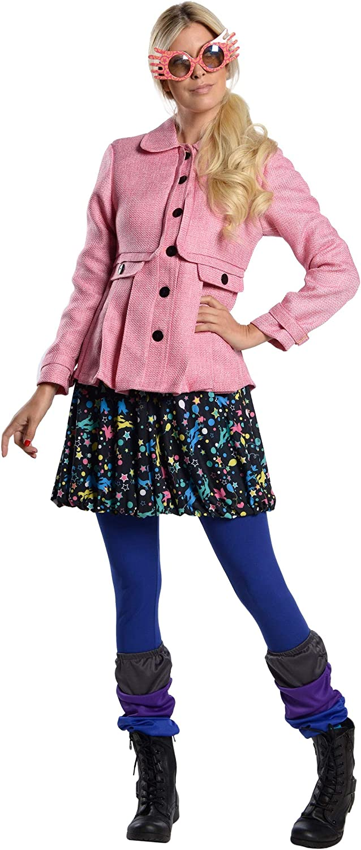 Charades Harry Potter Womens Premium Luna Lovegood Fancy Dress ...
