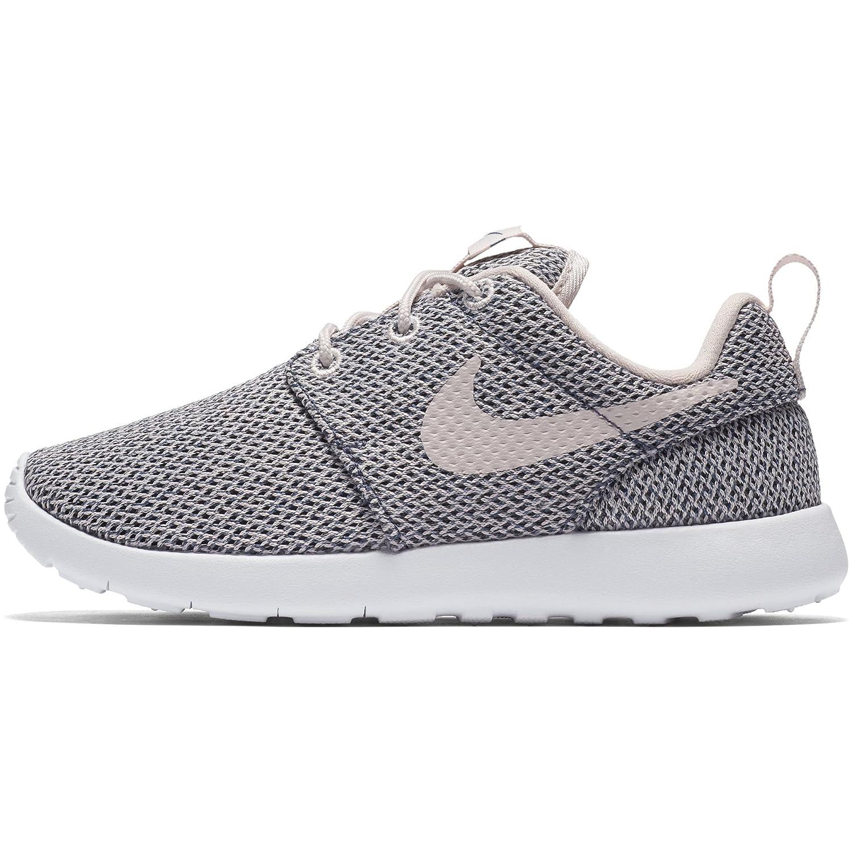 finest selection 0b92c 4c55c Nike Girl's Roshe One Running Shoe (PS), Navy/Barely Rose ...