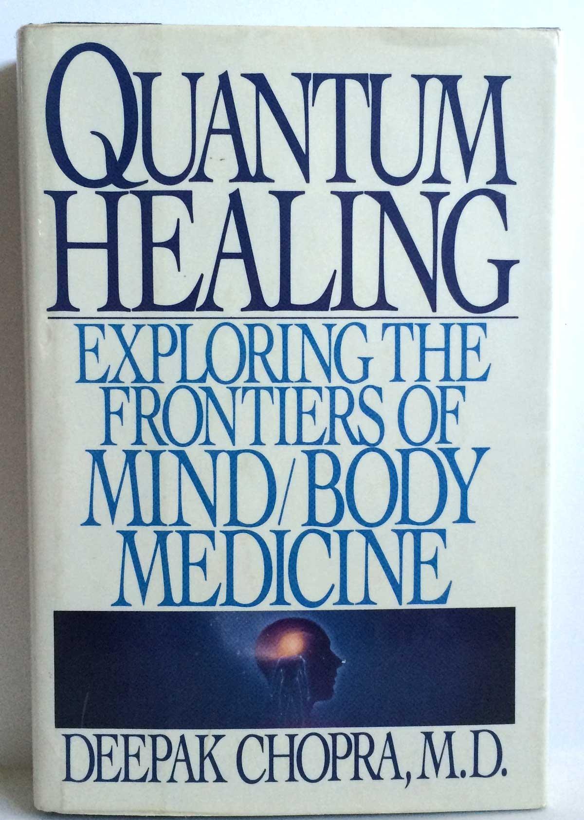 Quantum Healing Exploring Frontiers Medicine product image