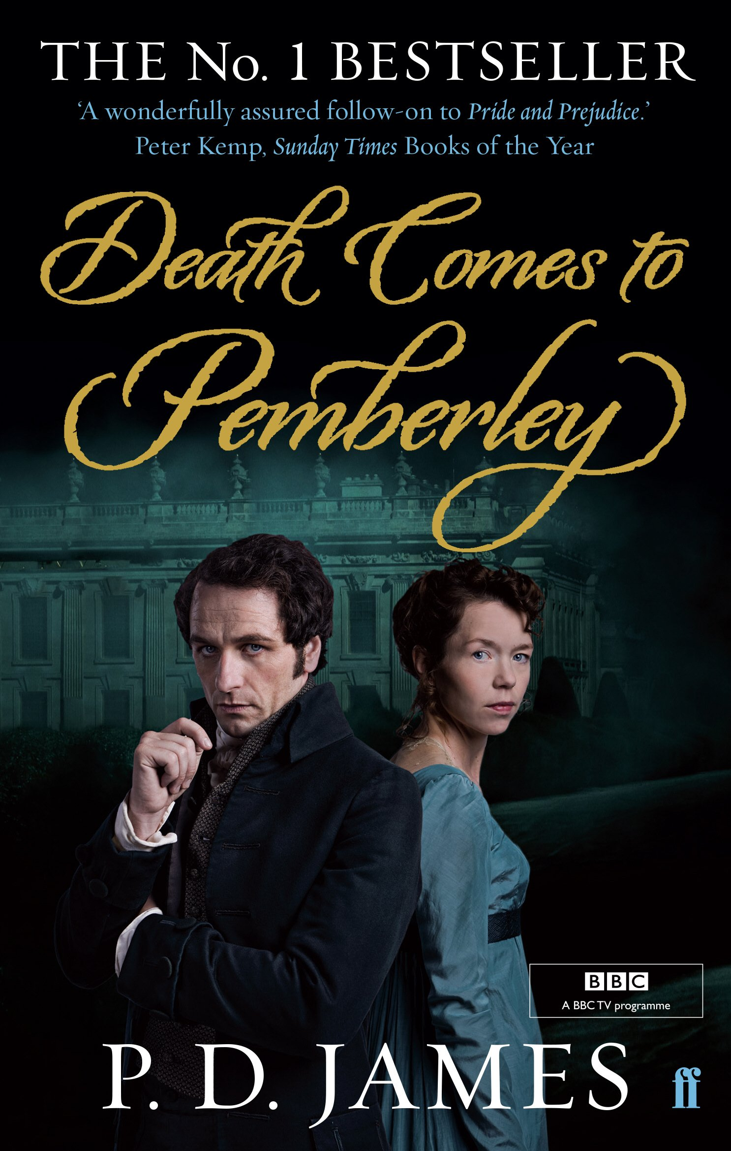 Death Comes To Pemberley Book
