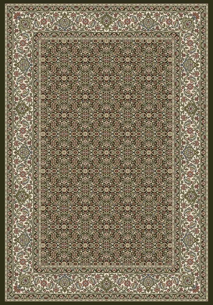 Dynamic Rugs AN212570113263 Ancient Garden Collection Runner Rug 22 x 11 Black//Ivory