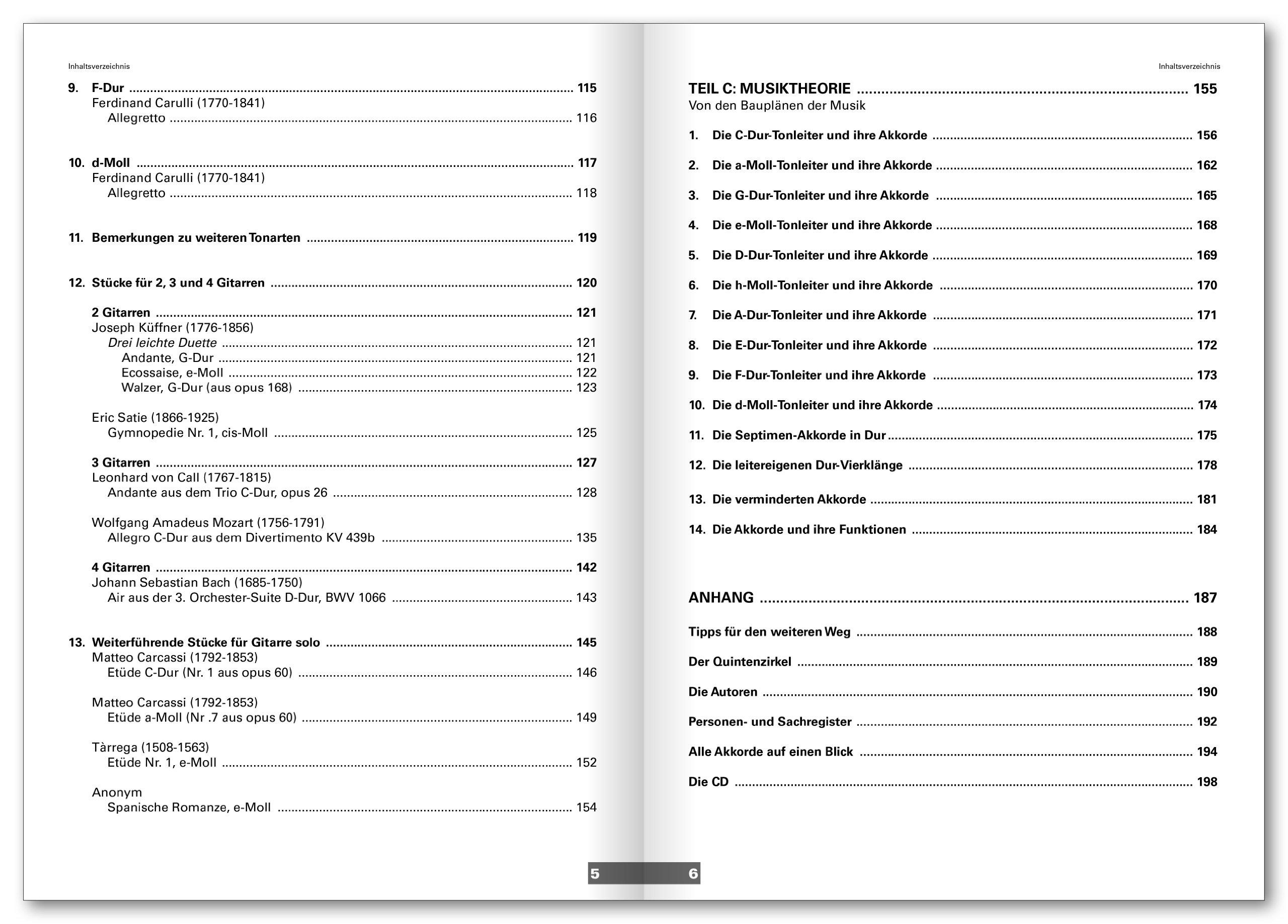 Acoustic Guitar 02 Das fun rte Konzept für Autodidakten und den Ulrich Türk Helmut Zehe Schmahl Amazon Bücher