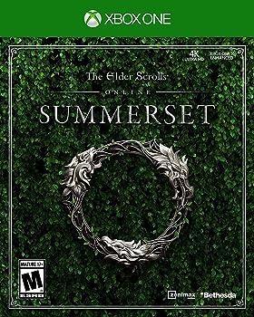 The Elder Scrolls Online Summerset Standard Edition for Xbox One