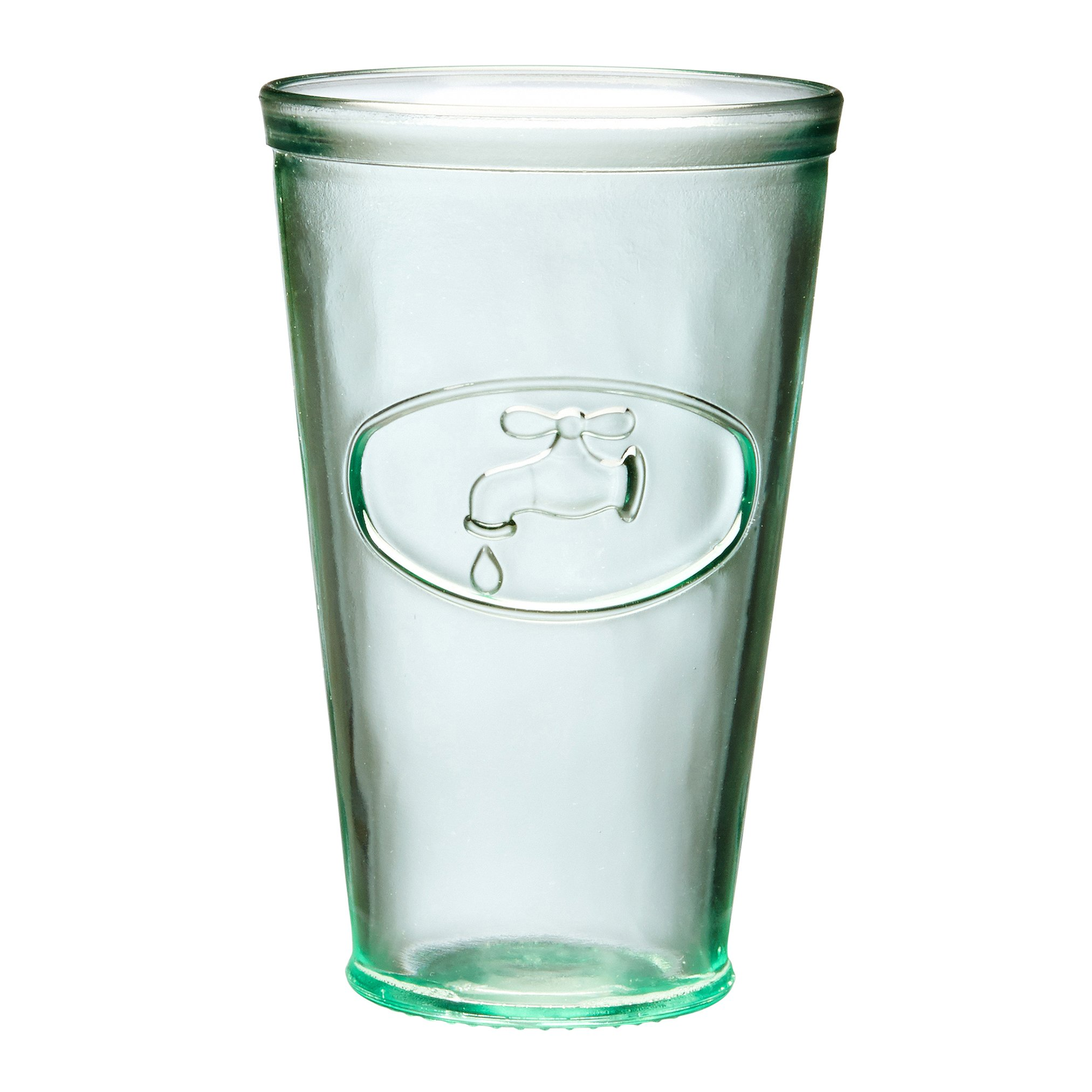 Amici Water Tap Collection Hiball Glasses, 16 oz - Set of 6