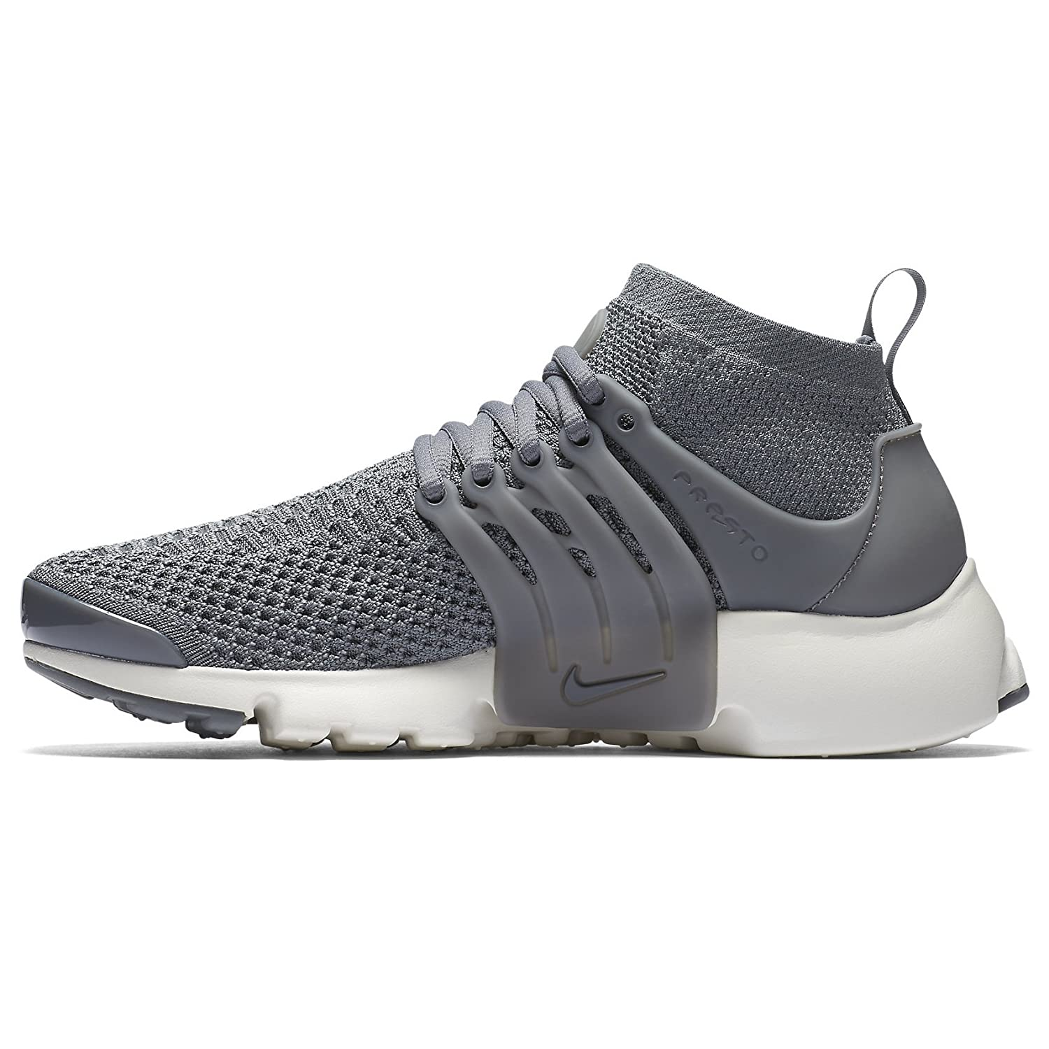 timeless design f73da 1b837 Nike W Air Presto Flyknit Ultra 835738-002 Cool Grey/White ...