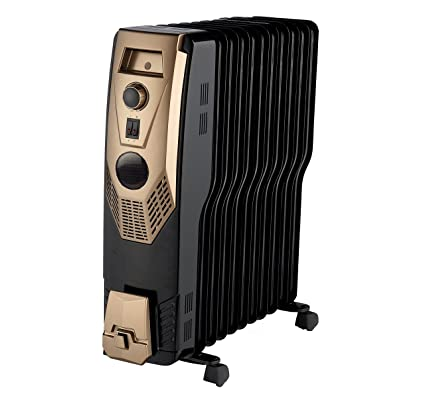 Orient Electric OF1104F 2900 Watts 11-Fins Oil Filled Radiator