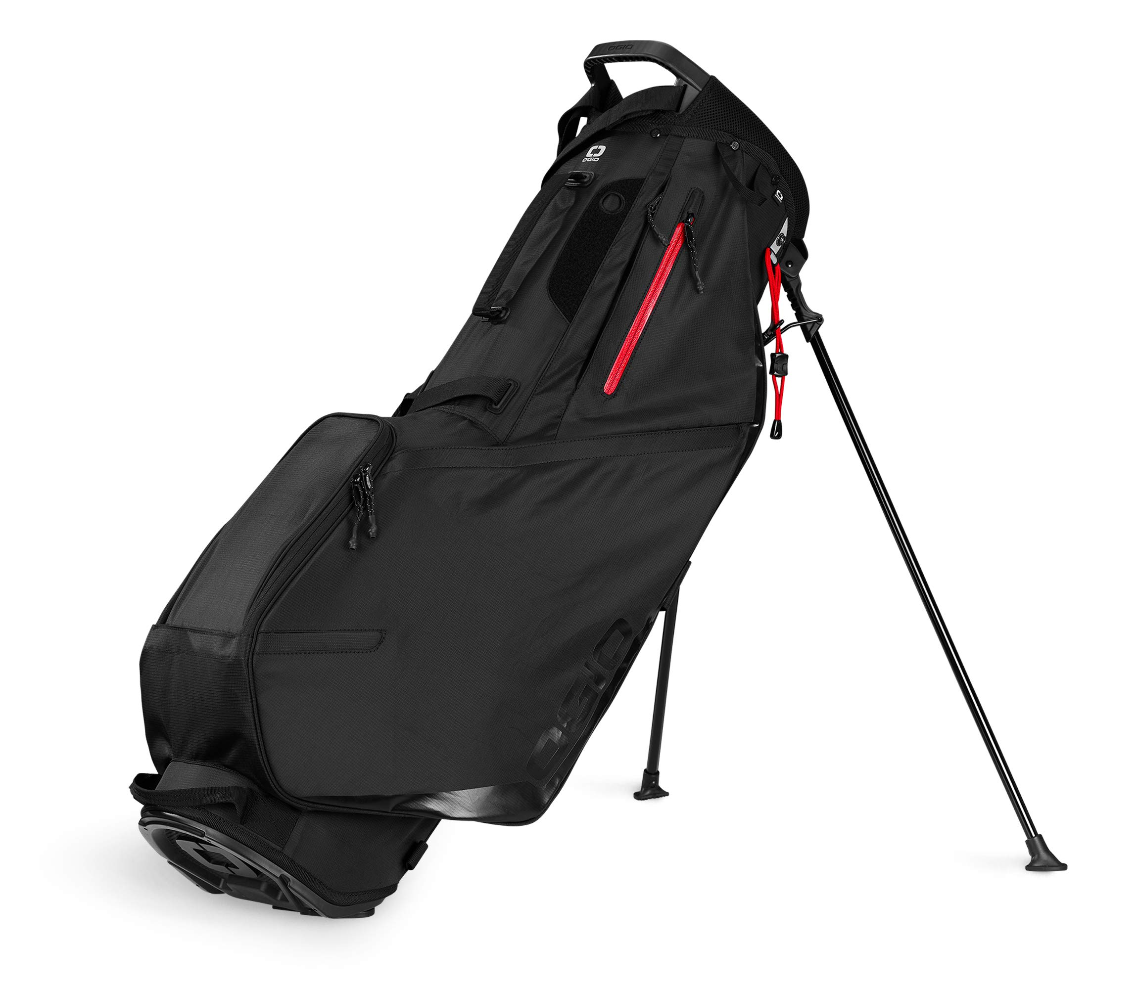 OGIO SHADOW Fuse 304 Golf Stand Bag, Black/Black by OGIO