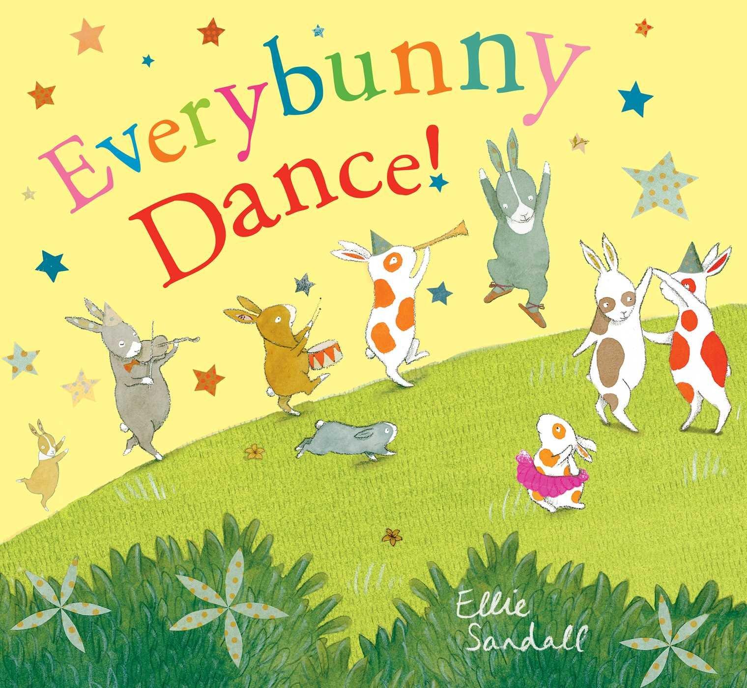 Everybunny Dance! por Ellie Sandall