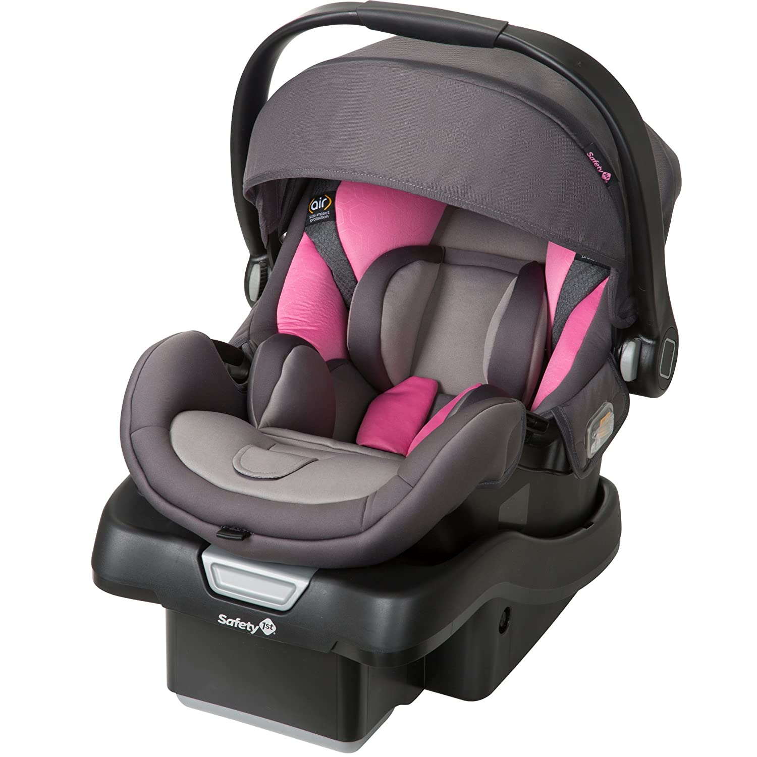 Safety 1st Onboard 35 Air 360 Infant Car Seat, Blush Pink HX Dorel Juvenile Group-CA IC263DYT