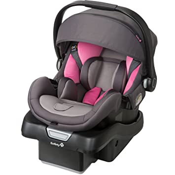 Safety 1st Onboard 35 Air 360 Infant Car Seat Blush Pink HX