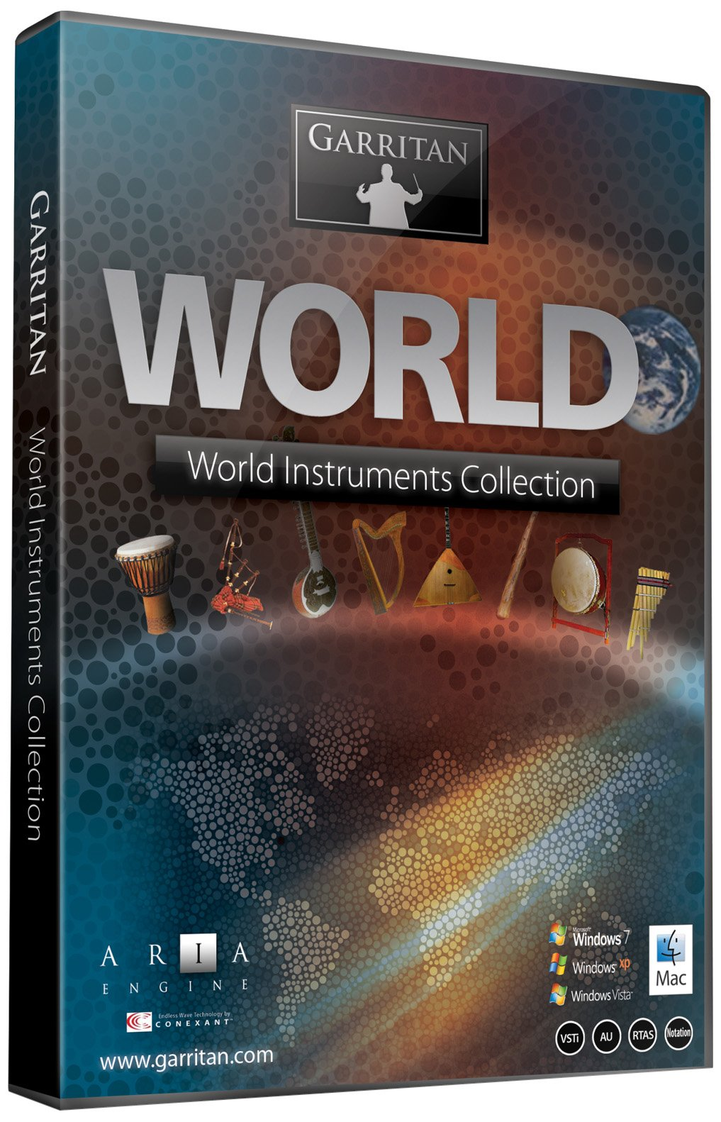 Garritan World Instruments by MakeMusic!