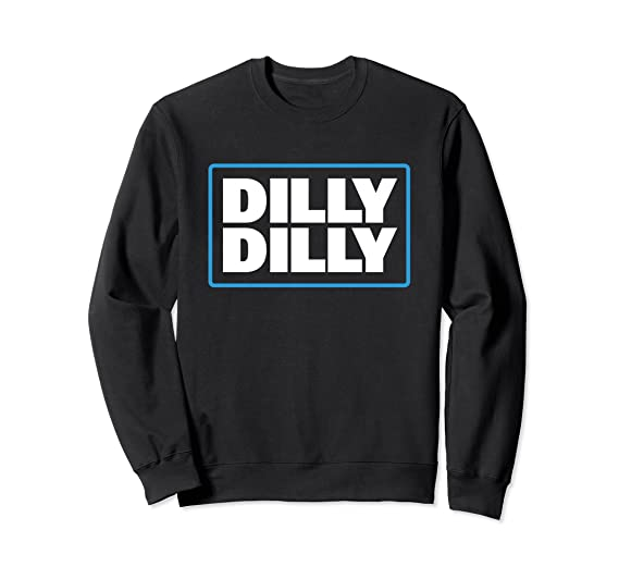 e20c303b4 Amazon.com: Bud Light Official Dilly Dilly Sweatshirt: Clothing