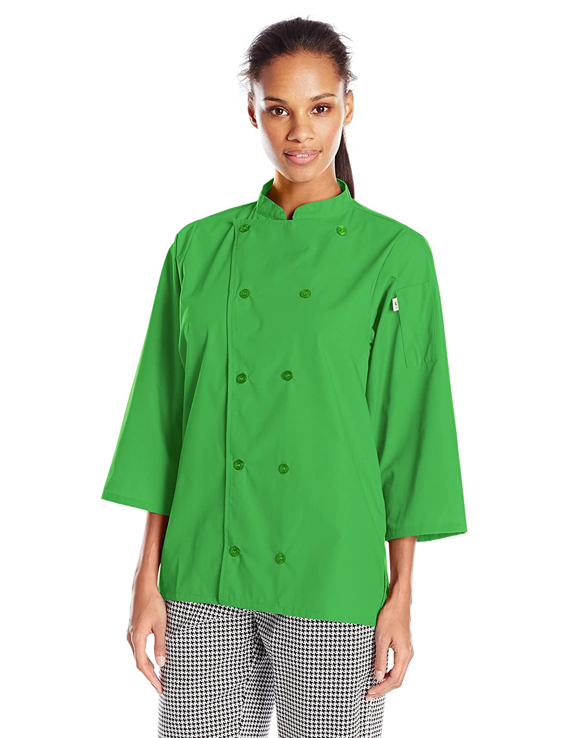 Uncommon Threads Epic 3/4 Sleeve Chef Shirt 0975