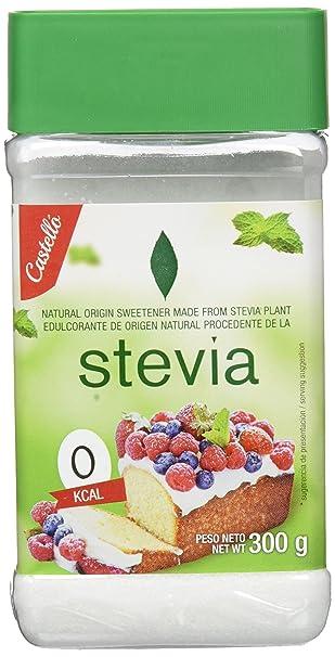 Castelló Since 1907 Edulcorante Stevia 1:3 - Paquete de 2 x 300 gr -
