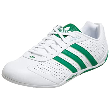 adidas Originals Men\u0027s Goodyear Os Sneaker,White/Fairway/White,4.5 M