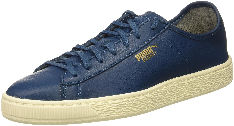 the latest 98009 279ac PUMA Men's Basket Classic Soft Sneaker