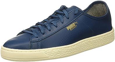0fc1e4a3b5d5 PUMA Men s Basket Classic Soft Sneaker Sailor Blue 7 ...