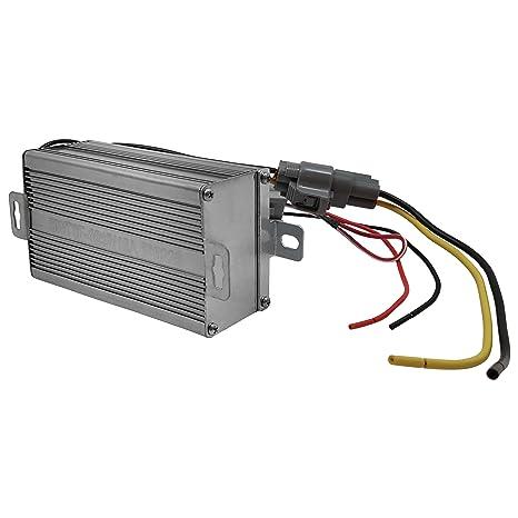 816B2fMElVL._SX466_ amazon com new ezgo rxv light kit 18 amp voltage reducer (48 to 12