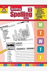 Building Spelling Skills, Grade 4 Paperback