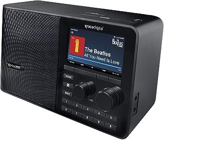 Amazon Com Siriusxm Sound Station Internet Radio By Grace Digital