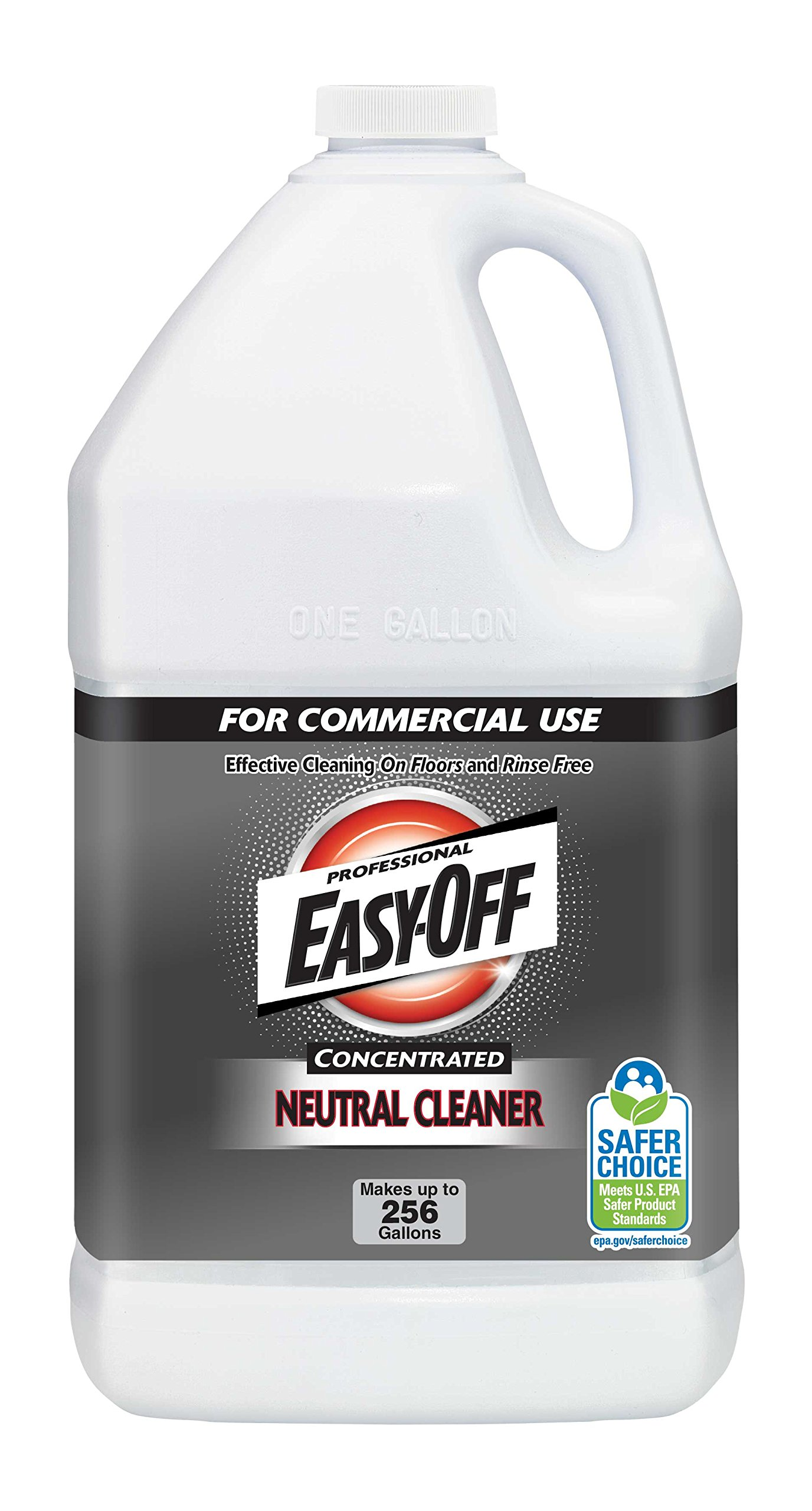 Easy Off Professional Concentrated Neutral Cleaner, 256 Fluid Ounce