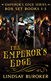 The Emperor's Edge Collection (Books 1, 2, and 3) (English Edition)