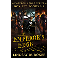 The Emperor's Edge Collection (Books 1, 2, and 3)