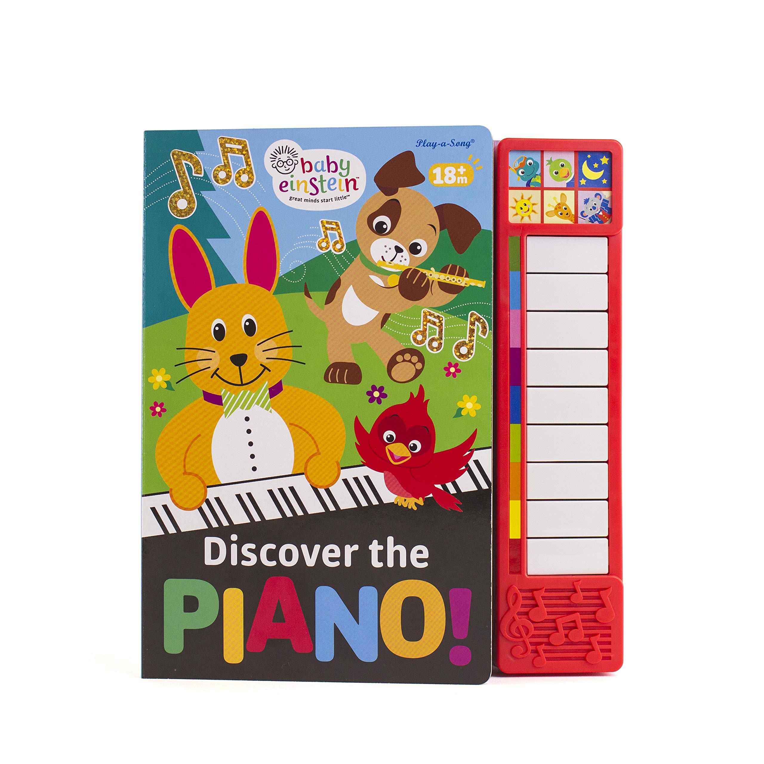 Amazon com: Baby Einstein - Discover the Piano Music Sound