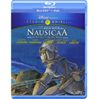 Nausicaa Of The Valley Of The Wind on Blu-ray + DVD
