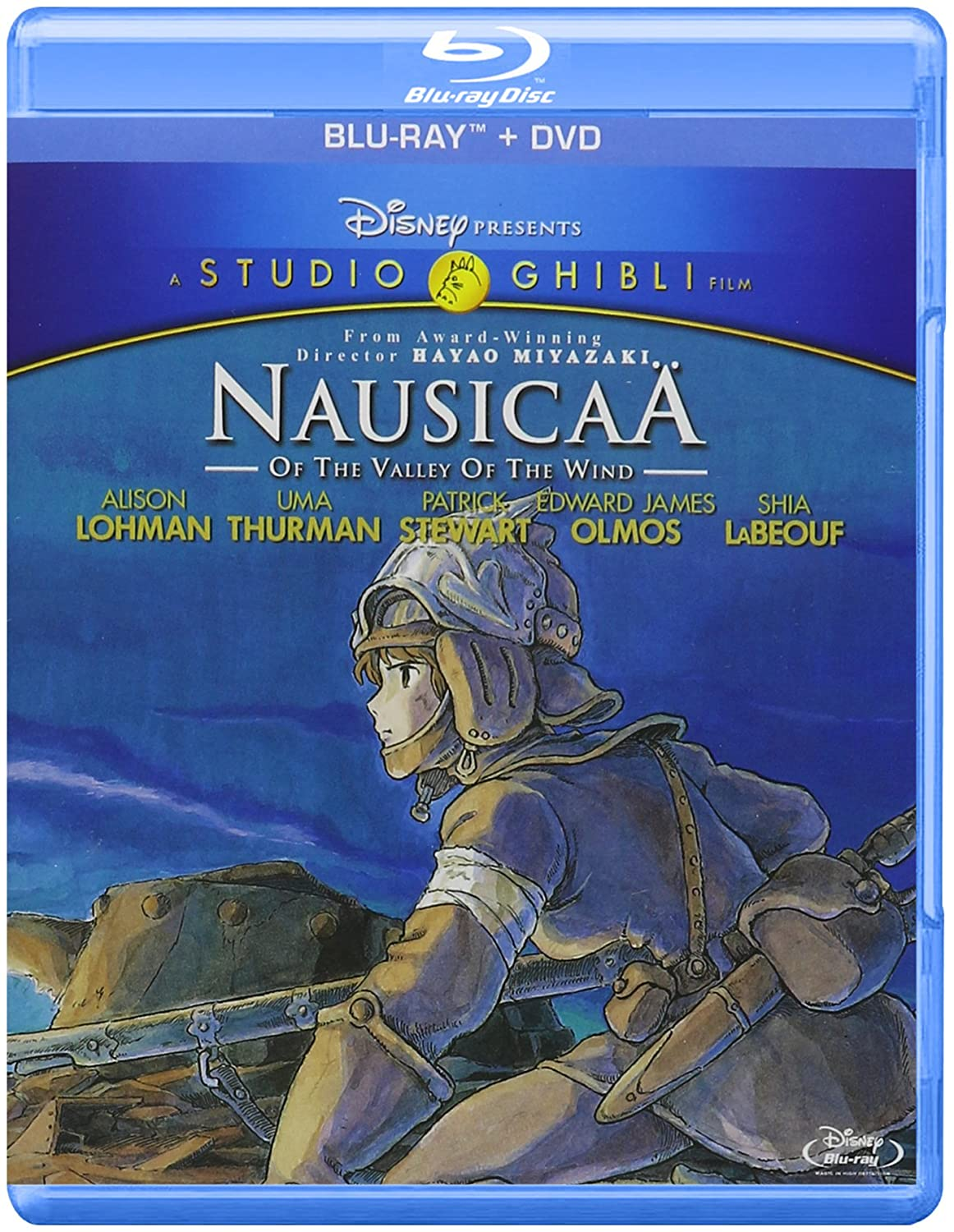 YESASIA: Nausicaa Of The Valley Of The Wind (DVD) (US Version) DVD ...