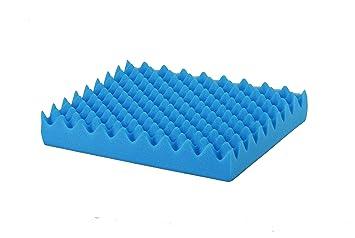 amazon com nova convoluted egg crate seat cushion health