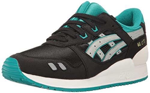 pick up 651e0 c9ef2 ASICS Tiger Gel Lyte III GS Retro Running Shoe (Big Kid ...
