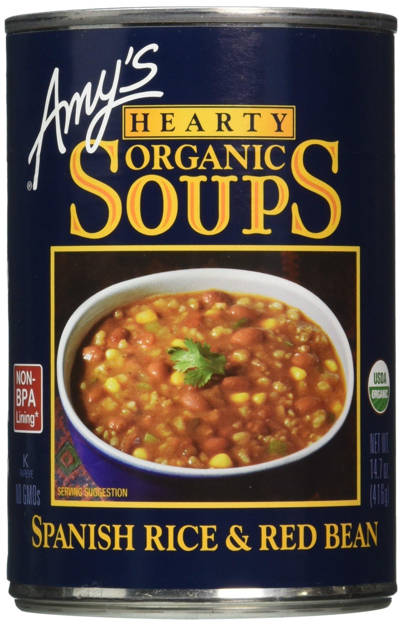 Amy S Kitchen Spanish Rice