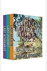A Gideon Johann Boxed Set Book 5 - 7 (A Gideon Johann Western 0) Kindle Edition