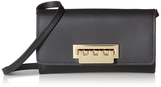 7e1c86ecf081 Amazon.com  ZAC Zac Posen Eartha Iconic Small Phone Wallet Crossbody ...