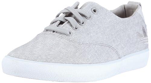 adidas Originals Damen Azurine Low W Sneaker, Grau (ALUMIN