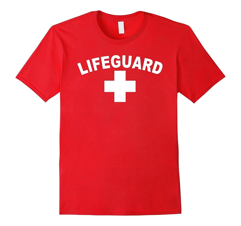 Certified Official Lifeguard Shirt-Art