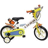 """Mondo - 25263 - Vélo Pour Enfant - 12"""" - Moi Moche Et Méchant"""