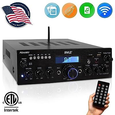 Wireless Bluetooth Power Amplifier System