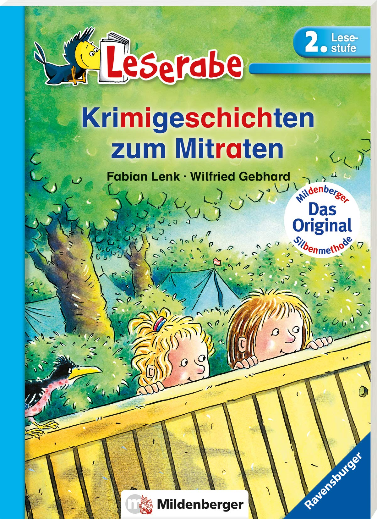 Krimigeschichten Zum Mitraten  Leserabe Mit Mildenberger Silbenmethode