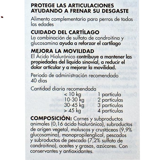 Kanxeto ArticularForce, Protege Las Articulaciones y Frena su Desgaste, Reduce el Dolor Articular, 5x10 gm. para Perros de Todas Edades: Amazon.es: ...