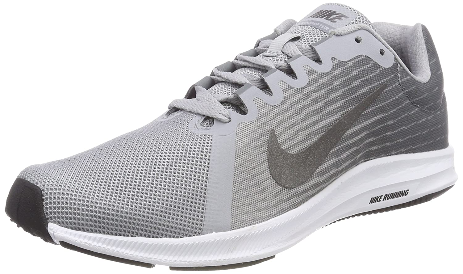 Nike Chaussures Downshifter 8 Chaussures de Sport Homme Gris Nike