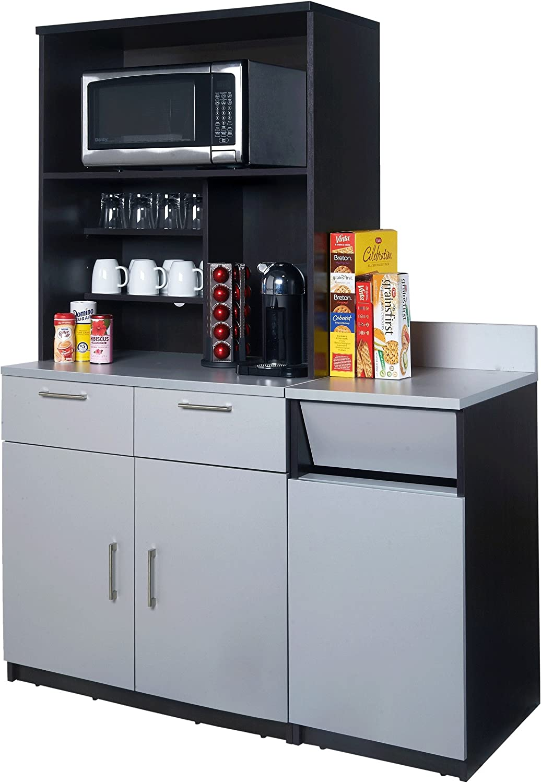 Breaktime 3 Piece Coffee Break Lunch Room Furniture Fully Assembled Model