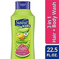 Suave Kids 3 in 1 Shampoo Conditioner Body Wash, Watermelon, 22.5 oz