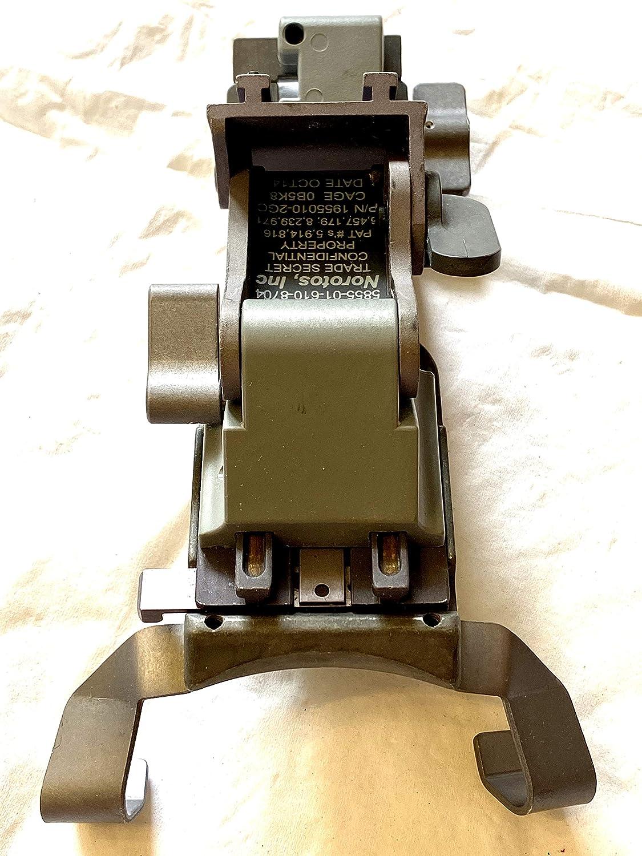 dark anodized #MS-300 Riser System 100mm 25.4 Clamp SR NOS 3 Sakae//Ringyo