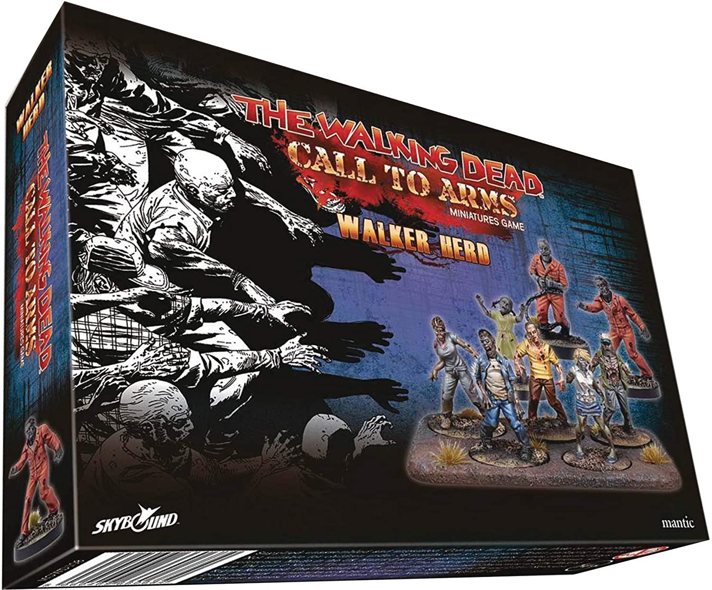 Mantic Games The Walking Dead: Call to Arms Walker Herd Pack: Amazon.es: Juguetes y juegos