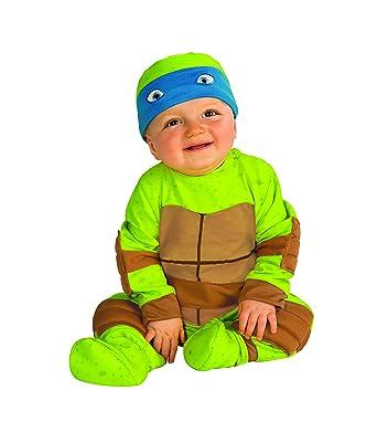 b812b65cbc9 Rubie s Costume Baby s Teenage Mutant Ninja Turtles Animated Series Baby  Costume Multi ...