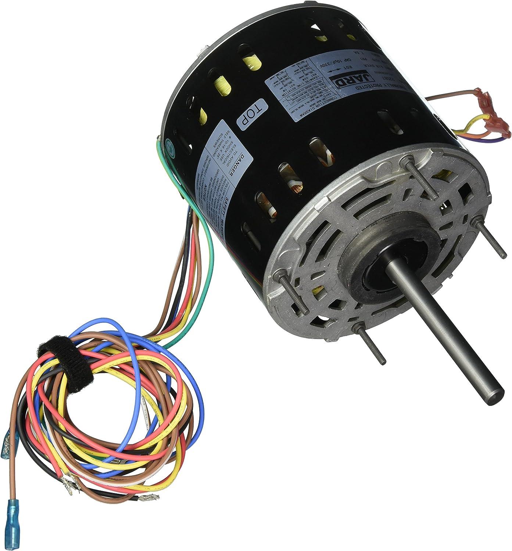 Motors /& Armatures 22587 1//2HP 115V 1075RPM REV ROT MARS