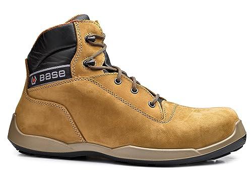 Base protección Skate, Botas de Seguridad, marrón, BAS-B0651N-11