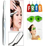 HARLLYCTION Eye Brow Hair Remover & Trimmer For Women